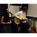 Live music with April & Myles