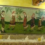 Original Painting in restaurant