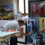 Work shop Marthijn de Groot