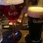 Leffe et Guiness