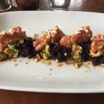 Tuna Tacos @ Bridge House Gastropub