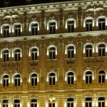 Hotel Nemzeti Budapest - Exterior