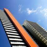 Emblematic building of Barcelona