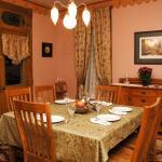 Dining Room at The Osborne Inn