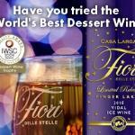 Casa Larga's Fiori Vidal Ice Wine Takes Home the Gold!