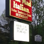 The Mad Italian