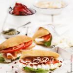 Loukumami savoury salty & spicy unique beignet sandwiches