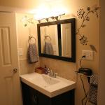 Sage Room Bath