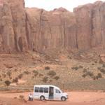 Redstone tour bus