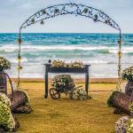 Nosso amplo espaço para a realização de Casamentos