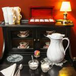 Coffee Service Outside your Room