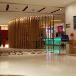 ibis navi mumbai lobby