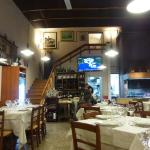 Nice Interior and GREAT Food