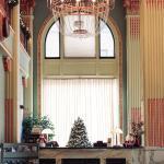 Historic Finlen Hotel Lobby
