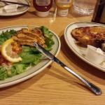 Potatoes & Crabcakes