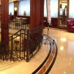 The hall!