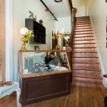 Copper Stair Case