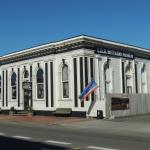 CHB Settlers Museum in the original Bank of New Zealand building