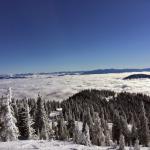 From the top of Granite Mountain - Red Mountain BC Canada