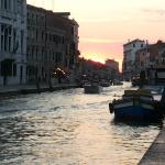 Cannaregio Canal outside the B&B