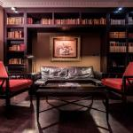 Hotel Bar Bibliothèque