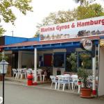 Marina Gyros & Hamburger Buffet