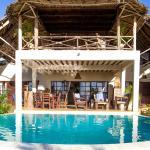 Villa Lisa, dining pool area