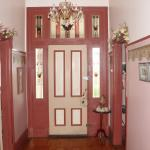 Hallway to rooms