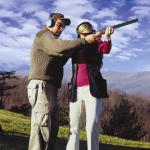 Shooting Club offers sporting clays, skeet, trap, five-stand and rifle range.