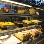 More cake selection