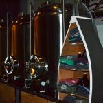 Salish Sea Brewing Tanks