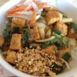 Tofu vermicelli