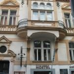 Fachada hostel