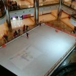 Skating in suncity mall 💃