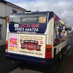 Routes 64 and 65 in and around Torquay - have you seen it?