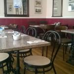 restaurant open lunchtime and evenings