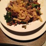 Beef Thai Peanut Bowl