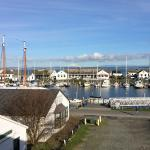 View from Penthouse Suite - Port Townsend Harbor