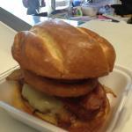BBQ Bliss Burger
