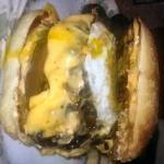 Chorizo&Egg Burger