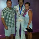 My Hubby Myself and Elvis 2014