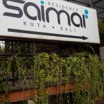 Saimai Residence is located at the 2nd floor. careful with the steep stairs