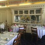 Tina's Traditional Tearoom @ The Propylaeum Under NEW Management