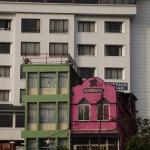 C est la maison rose!