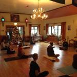Enjoy a Yoga Class