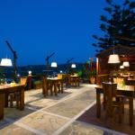Mama's Dinner, Fine Dining Restaurant in Kissamos, Chania, Crete, Greece