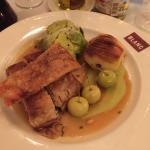 Yummy pork belly main - stunning
