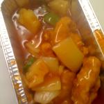 Hong Kong style sweet and sour chicken