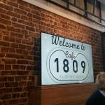 Cafe 1809