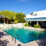 restaurant et piscine de l'hostellerie des chateaux